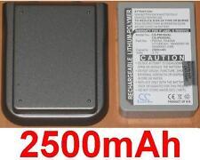 Case + battery 2500mah type 35h00051-00 for Dopod 828, orange spv m500