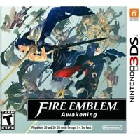 Fire Emblem: Awakening For 3DS