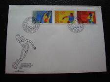 LIECHTENSTEIN - enveloppe 1er jour 12/6/1984 (B15)