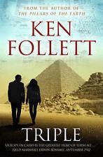 Triple by Ken Follett (Paperback, 2013)
