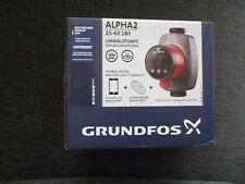 Grundfos Alpha 2 25-60 180 Umwälzpumpe 99261730 Neu