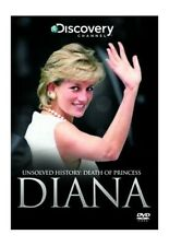 Unsolved History: Death of Princess Diana - DVD  FEVG The Cheap Fast Free Post