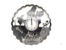 Alice in Wonderland Clock Decor Wall Art