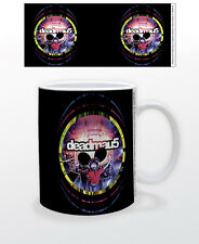 DEADMAU5-PERFORMING 11 OZ COFFEE MUG TEA CUP HOUSE ELECTRONIC MUSIC MUSICIAN DJ!