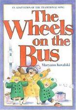 Kids paperback:The Wheels on the Bus,Maryann Kovalski-Grandma teaches girls song