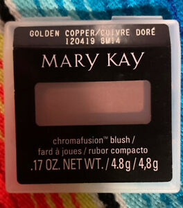 Mary Kay Cheek Color Golden Copper