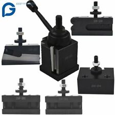 Bxa 250 222 Wedge Tool Post Set Cnc Quick Change Tool Post For Lathe 10 15