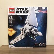 Lego Star Wars- Imperial Shuttle #75302