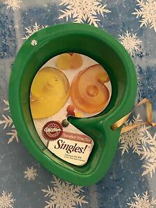 Wilton 2105-1166 Number Six 6 Nine 9 Singles Cake Pan Mold Used Instructions