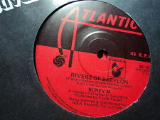 "Boney M ""Rivers Of Babylon"" Classic Hit Oz 7"""