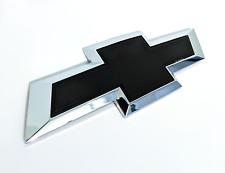 2014-18 Chevy Silverado / Colorado Black Rear Tailgate Emblem 1500 2500 3500 HD