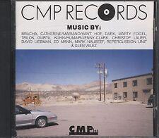 Cmp Sampler 1 - CMP'ler 1 Various Artists cd