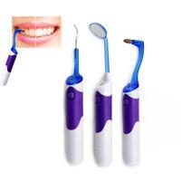 3pcs Zahnsonde Zahnarzt Instrumente Zahnsteinentferner Zahnpflege Zahnreiniger