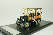 FORD MODEL T WOODY DEPOT HACK 1925 SCHWARZ 1/43 NEO 46770 NEU