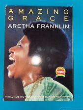 Aretha Franklin - Amazing Grace NEW SLIP COVER!