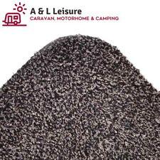 PLS Dirt Trapper Washable Door Mat / Rug - 53 x 71cm - Anthracite Fleck