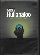 COFFRET 2 DVD ZONE 2--CONCERT--MUSE - HULLABALOO - LIVE AT LE ZENITH PARIS 2001