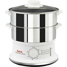Tefal VC145140 Steamer Free Standing Stainless Steel