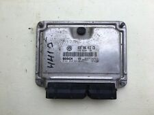 2003 SEAT IBIZA ECU ENGINE CONTROL UNIT 038906012CD 0281010688