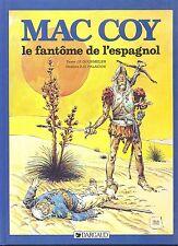 PALACIOS GOURMELEN MAC COY N° 16 LE FANTOME DE L'ESPAGNOL EO TBE