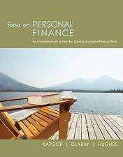 Focus on Personal Finance (The Mcgraw-Hill/Irwin Series in Finance, Insurance a