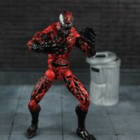 Héros comique CARNAGE Figurine STATUE Spider man VENOM COMIC Jouet cadeau noël_