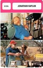 FICHE CINEMA :  JONATHAN KAPLAN -  USA (Biographie/Filmographie)
