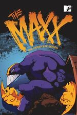 The Maxx Complete Season DVD Set Collection Lot Episodes Series TV Show MTV Evil