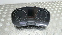 2014 SKODA RAPID 1.4 TSI SPEEDO INSTRUMENT CLUSTER CLOCKS 5JA920940D REF5093