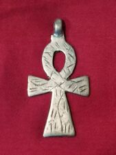 Ethiopian Orthodox Coptic Cross Handmade