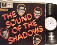 SHADOWS - The Sound Of The ~ VINYL LP GERMAN PRESS