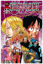 manga One Piece Tome 84 Luffy versus Sanji Oda Glenat Edition Originale VF 83 82