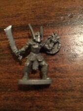 Vintage Partha Pewter Figure Knife Sword Dungeons & Dragons Pp 686? Rare!