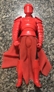 "18"" Star Wars The Last Jedi Praetorian Guard Jakks Pacific Action Figure Toy"