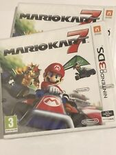 Mario Kart 7 (Nintendo 3 Ds) Nuevo Sellado Pal * Free UK Post Reino Unido *