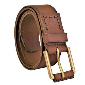 Timberland Men's Casual 40MM Pull Up Genuine Leather Jean Belt