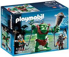 Playmobil chevaliers, moyen-age dragon