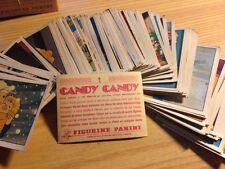 evado mancoliste figurine CANDY CANDY 2 serie € 0,80  Panini 1979 vedi lista