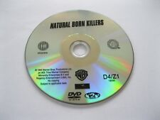 NATURAL BORN KILLERS starring Woody Harrison {DVD}