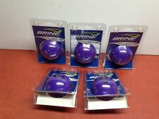 NEW BRINE FIELD HOCKEY MULTI TURF BALL ( 5 PACK) PURPLE