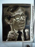 Vintage AP Wire Press Lasr Photo 1973 Watergate Howard Baker vice chairman