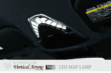 LED Map Light Dome Lamp w/Rear Vanity Full Set For C-HR Koba NGX50R NGX10R ZYX10