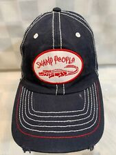 SWAMP PEOPLE History Channel TV Show Snapback Adult Cap Hat