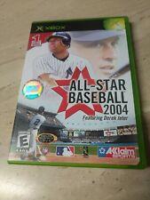 All-Star Baseball 2004 (Microsoft Xbox, 2003)