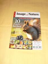 """Image & Nature Hors-série N°05 octobre 2008 """"spécial guide pratique"""""""