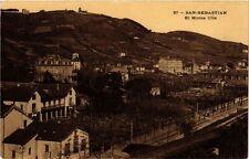 CPA Espagne SAN SEBASTIAN - El Monte Ulia (304580)