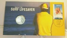2007 20 Cent Year Lifesavers Choice UNC PNC Holographic Stamp Collectable Rare