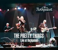 THE PRETTY THINGS - LIVE AT ROCKPALAST  2 DVD + CD