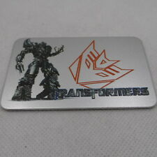 Car Transformers Decepticon Metal Motorcycle Emblem Badge Sticker Tailgate 3D237