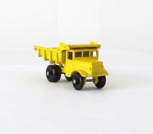 Vintage Lesney Matchbox #6-B  Euclid Quarry Truck Regular Wheels 1957